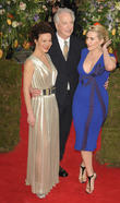Helen Mccrory, Alan Rickman and Kate Winslet