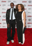 Don Cheadle and Bridgid Coulter