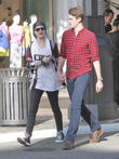 Evan Rachel Wood and Michael Thomas Grant