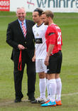 Louis Tomlinson and James Coppinger