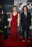 Frances Bean Cobain, Courtney Love and Brett Morgen
