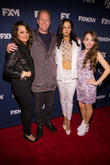Alison Wright, Noah Emmerich, Annet Mahendru and Holly Taylor