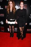 Lisa Marie Presley and Prisilla Presley
