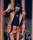 Richie Sambora And Carlos Santana Pay Respects To B.b. King