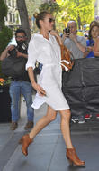 Candice Swanepoel Battling Flu Ahead Of Victoria's Secret Fashion Show
