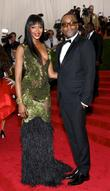 Naomi Campbell Celebrates 45th Birthday In Cannes