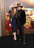 Lisa Marie Presley and Michael Lockwood