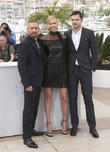 Tom Hardy, Charlize Theron and Nicholas Hoult