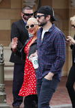 Christina Aguilera and Matthew Rutler