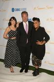 Lindsay Sloane, Matthew Perry and Yvette Nicole Brown