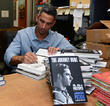 Journey and Jorge Posada