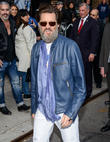 Jim Carrey Breaks Down At Ex-girlfriend's Funeral In Ireland