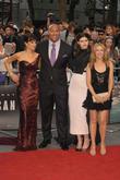Carla Gugino, Dwayne Johnson, Alexandra Daddario and Kylie Minogue