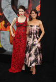 Alexandra Daddario and Carla Gugino
