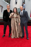 Jason Statham, Jude Law and Melissa Mccarthy