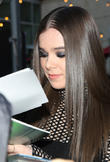 Hailee Steinfeld Records Duet With Young Actor