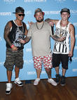 Dj Pauly D, Chumlee and Mikey P