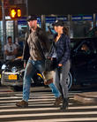 Megan Fox and Alan Ritchson