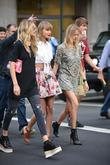Taylor Swift, Gigi Hadid and Martha Hunt