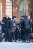 Daniel Craig, Ben Whishaw and Rory Kinnear