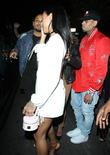 Karrueche Tran Tells Chris Brown To 'Man Up'