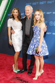 Ciara Renee, Victor Garber and Caity Lotz