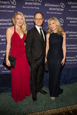 Ashley Campbell, David Hyde Pierce and Kim Campbell