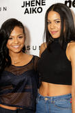 Christina Milian Praises Sister For Revealing Pregnancy Dilemma