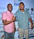 Robbie Jones and Omar Benson Miller