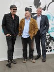 Rhys Ifans, Kevin Allen and Aneirin Hughes