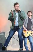 Blur, Damon Albarn and Alex James