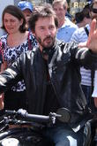 Keanu Reeves Builds Dream Bike