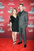 Colin Hanks and Samantha Hanks