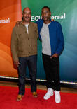 David Alan Grier and Jerrod Carmichael