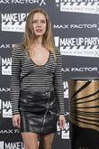 Max Factor and Manuela Velles