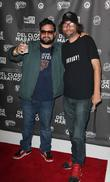 Horatio Sanz and Chad Kruger