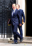 Bear Grylls Teams Up With U.k. Prime Minister