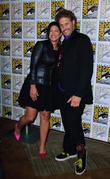 Gina Carano and T.j. Miller