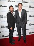 Austin Stark and Nicolas Cage