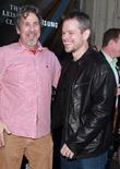Peter Farrelly and Matt Damon