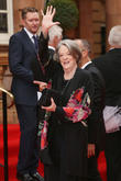"""Dame Maggie Smith Admits She's """"Glad' 'Downton Abbey' Is Coming To An End"""