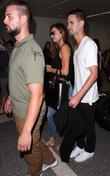 Red Carpet Prankster Kisses Miranda Kerr At Paris Fashion Week