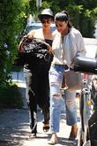 Tyra Banks and Rachel Roy