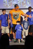 WWE Superstar John Cena Surprises Fan To Grant His 500th Make-A-Wish