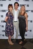 Kelly Reilly, Clive Owen and Eve Best