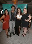 Corbin Bleu, Sasha Clements and Guests