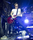 Mcbusted Perform At Boxer's Wedding