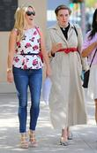 Reese Witherspoon and Lena Dunham