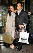 Dr Vincent Wong and Rachel Christie