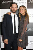 Tobey Maguire And Estranged Wife Fly Out Of Los Angeles Together